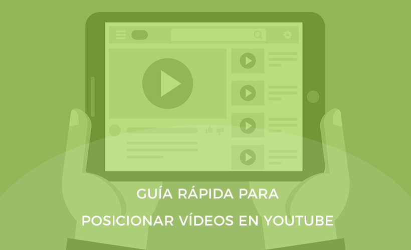guia para posicionar videos en youtube