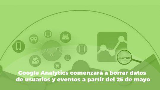 google analytics datos