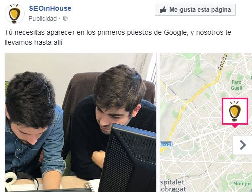 tipos de anuncios de facebook ads negocio local