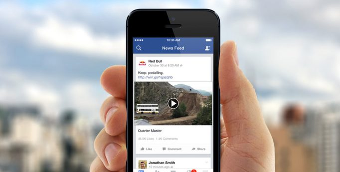 tipos de anuncios en facebook ads video