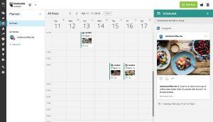 herramientas programar instagram hootsuite