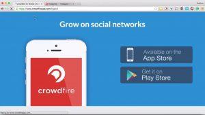 herramientas programar instagram crowdfire
