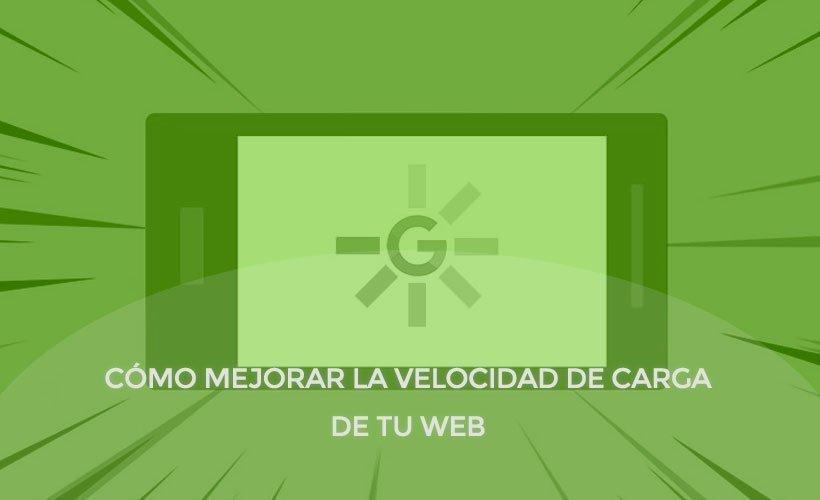 optimizar velocidad de carga web
