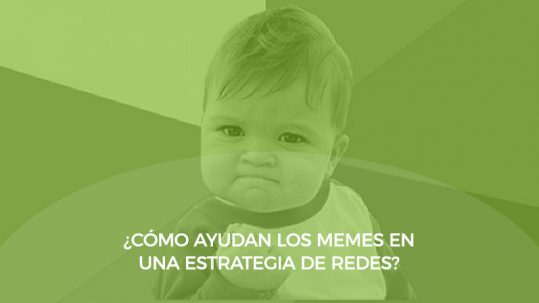 usar memes en redes sociales estrategia