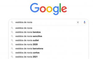 palabras relacionadas google