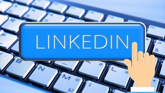 crear un perfil empresarial en LinkedIn