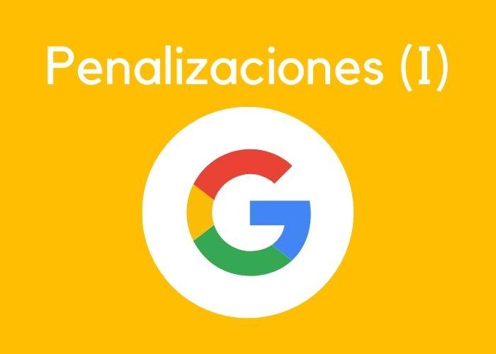 penalizacion SEO